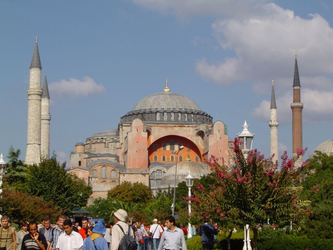 istanbul haghia sophia