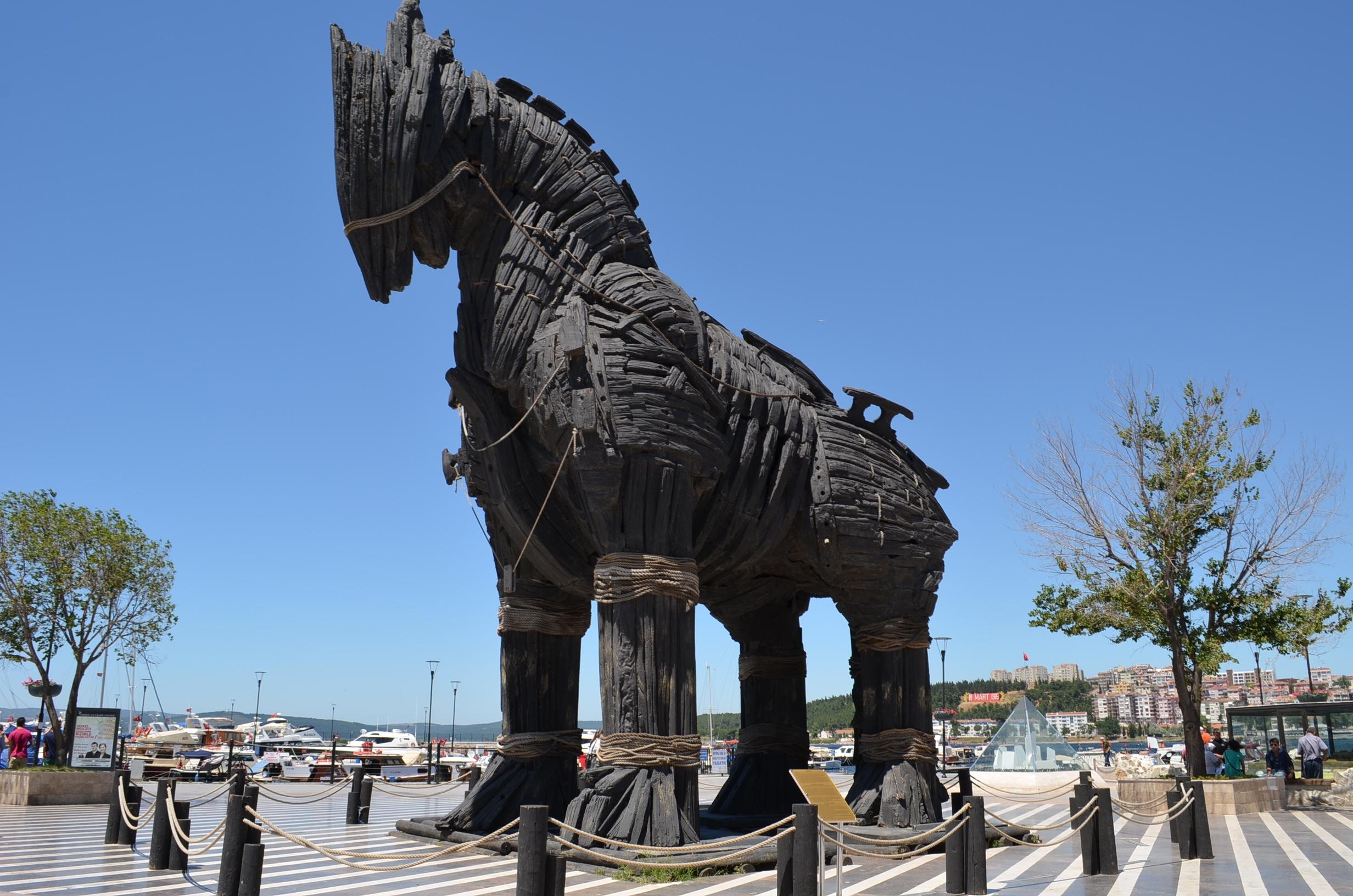 Canakkale-horse