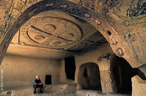 Church of the Three Crosses - Cappadocia vacation packages