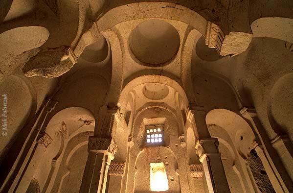 Church in Hallacdere monastery-cappadocia tours 2 days