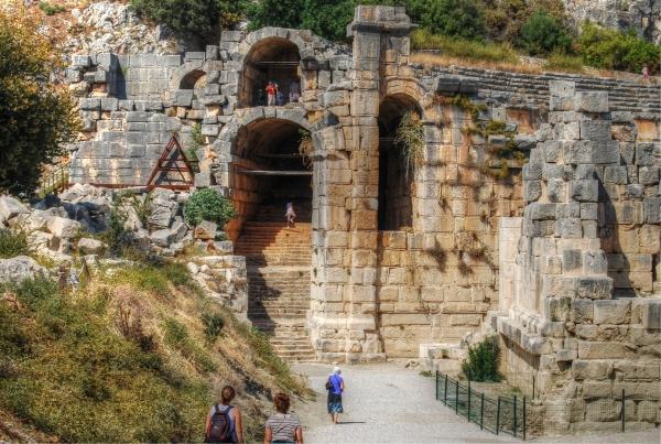 Myra-ruins