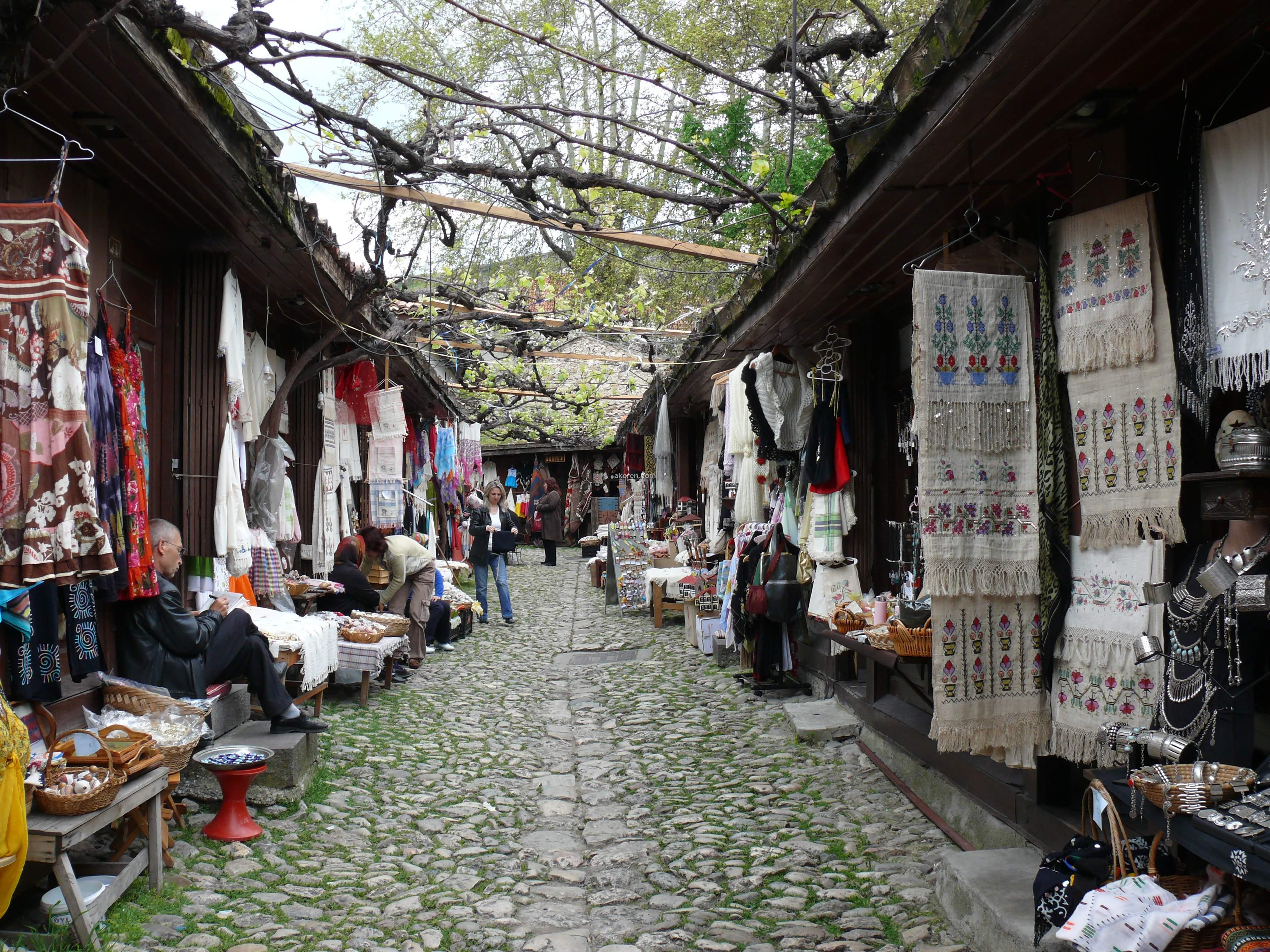 Safranbolu Bazaar