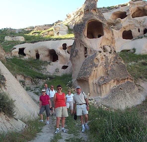 Cappadocian plateau - cappadocia trekking tours