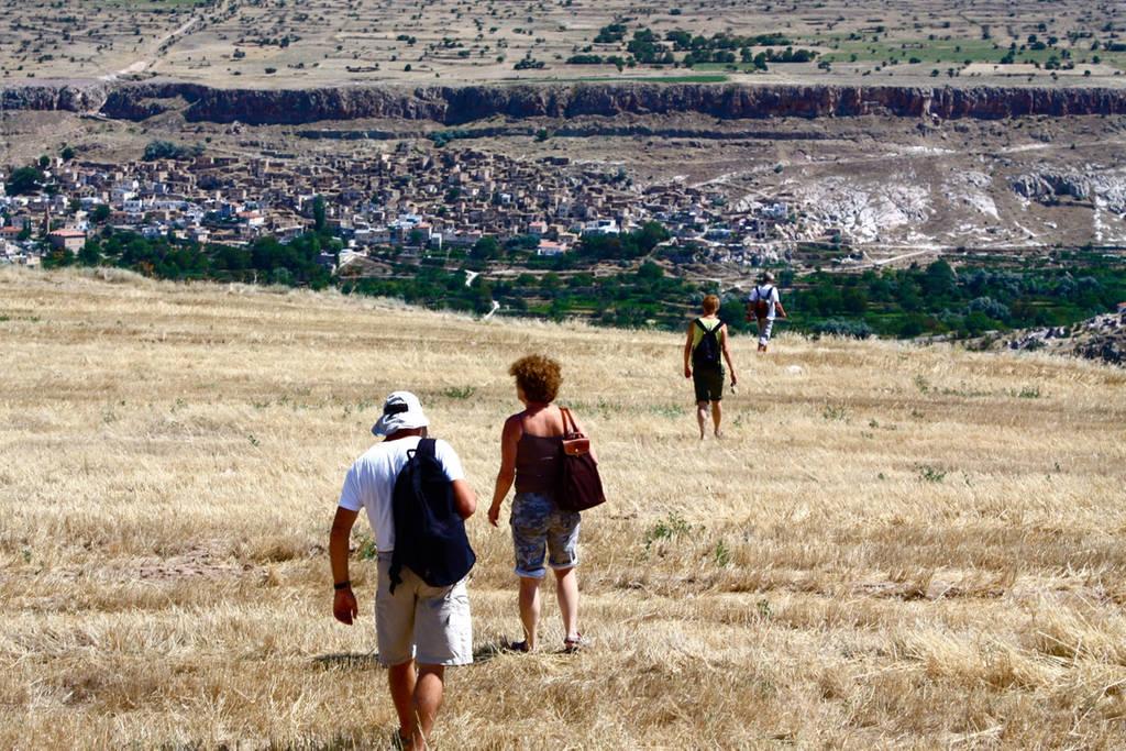 Cappadocian_Akkoy_plateau-cappadocia package holidays